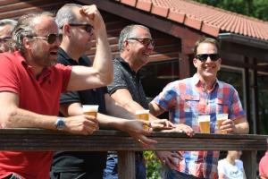 Jasper, Jay, Rolf en Remi